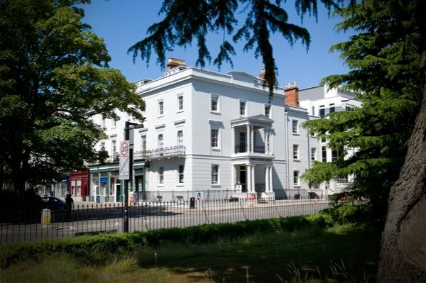 Agriculture House, Leamington Spa, Warwickshire – The new home of Rachel Spivey Photographer
