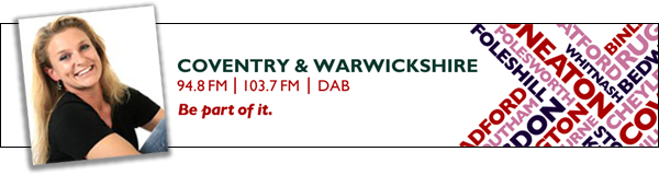 Rachel Spivey on BBC Coventry & Warwickshire