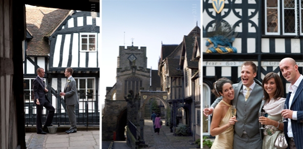 Rachel Spivey photographs weddings at the Lord Leycester