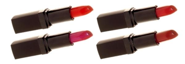 The Rockalily lipstick range