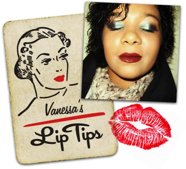 Make-up artist Vanessa Reece