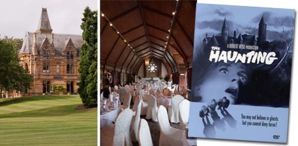 Ettington Park – wedding venue and film location