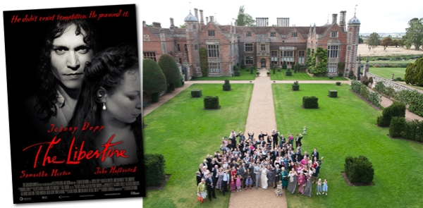 Wedding at Charlecote Park, Warwickshire