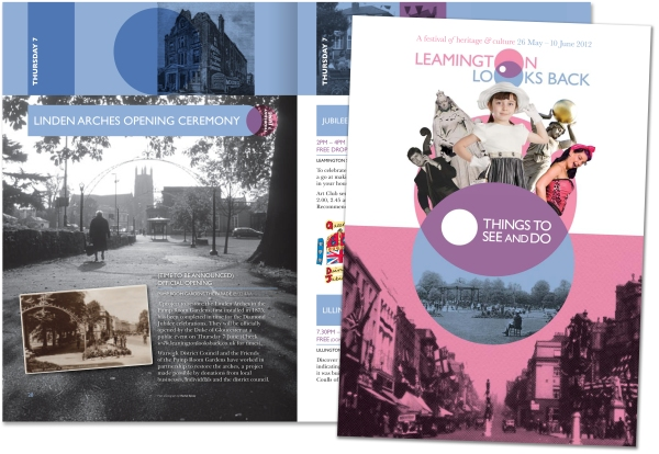 Leamington Looks Back featuring photography by Rachel Spivey