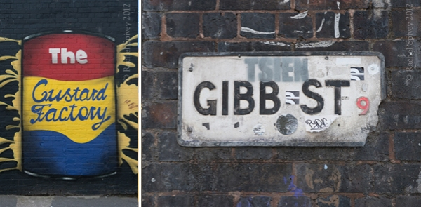 Custard factory Gibb Street