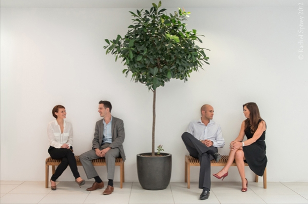 Fresh, contemporary corporate photography by Rachel Spivey