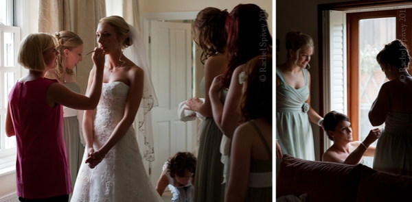 Final Touches bridal preparations for Weddings at Compton Verney and Kenilworth Castle Warwickshire