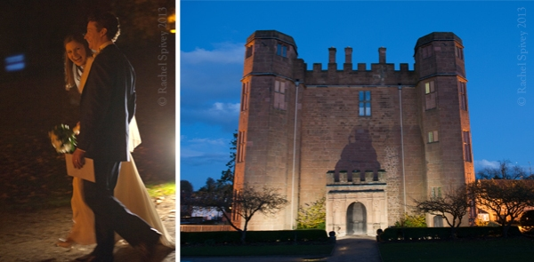 Kenilworth Castle photography wedding