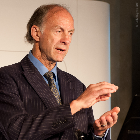 Explorer and adventurer Ranulph Fiennes photographed by Rachel Spivey